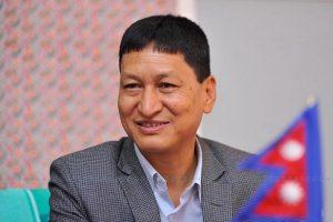 काठमाडौंका  मेयर विद्यासुन्दर शाक्यलाई कोरोना  पुष्टि