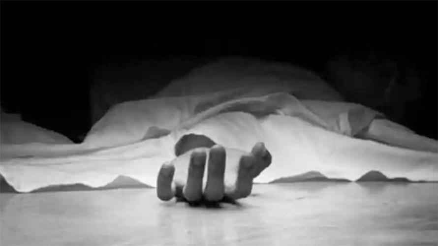 गैँडाकोटको थुम्सीमा मोटरसाईकल दुर्घटना हुँदा चालकको मृत्यु
