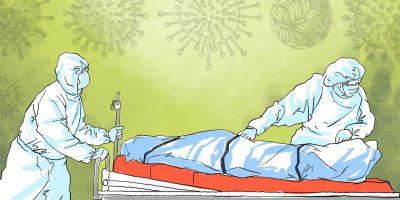 नवलपुरमा होमआईसोलेशनमा रहेकी महिलाको मृत्यु