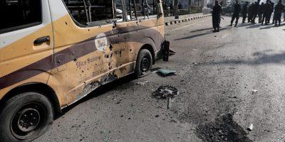 काबुलमा २३ रकेट आक्रमण, ८ जनाको मृत्यु