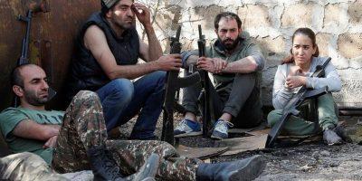 रुस, अर्मेनिया र अजरबैजानबीच शान्ति सम्झौता