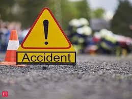 गुुल्मीमा जीप दुुर्घटना हुँदा ५ जनाको मृत्यु