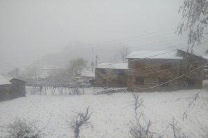 उच्च पहाडी तथा हिमाली क्षेत्रमा हिमपात हुने