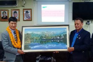 पोखराले काठमाडौंबाट पाठ सिक्नुपर्छ : मेयर शाक्य