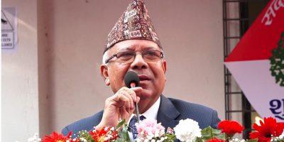 सुरेन्द्र पाण्डेमाथिको अभद्र व्यवहार खेदजनक : नेता नेपाल