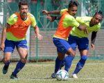नेपाल बंगलादेशसँग २-० ले पराजित