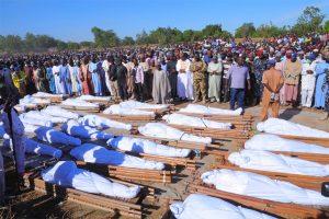 नाइजेरियामा ११० निर्दोष किसानको बर्बर हत्या