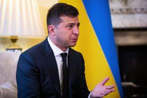 युक्रेनी राष्ट्रपतिलाई कोरोना सङ्क्रमण