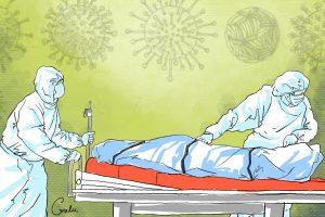 कोरोना भाइरस संक्रमणबाट थप १० जनाको मृत्यु
