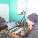 राष्ट्रिय परिचयपत्रका लागि गैँडाकाेट नगरपालिकाबाट व्यक्तिकाे लगत संकलन सुरु