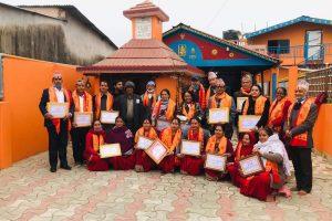 मुक्तिनाथ भजन किर्तन समूहको अध्यक्षमा हरिसचन्द्र पराजुली