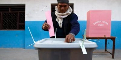 निर्वाचन प्रक्रिया रोक्न प्रचण्ड–माधव समूहको माग