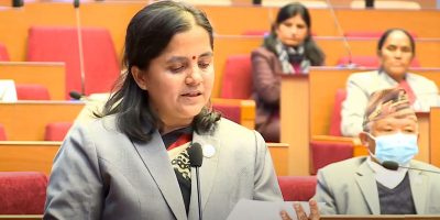 मतपत्र च्यातेर चुनाव जित्ने इतिहास दोहोरिन दिदैँनौ   : पार्वती रावल  (भिडियो सहित)