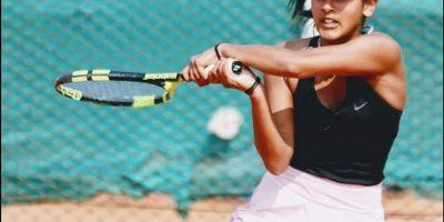 प्रेरणा जे फोर आइटिएफ टेनिसको दोस्रो चरणमा
