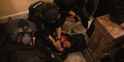 वाशिङ्टन हिंसा : मृतकको संख्या चार पुग्यो