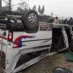 सुनसरीमा माइक्रोबस र मोटरसाइकल ठोक्किँदा तीनजनाको मृत्यु