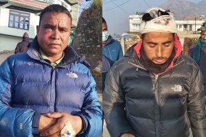 प्रचण्ड-माधव समुहद्वारा कांग्रेस कार्यकर्तामाथि 'छुरा' प्रहार
