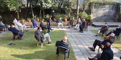 नेकपा विवाद नटुंगिएसम्म सहकार्य नगर्ने कांग्रेसको निर्णय
