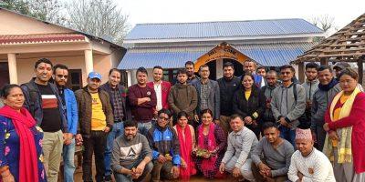 एक पटक जानैपर्ने माडी भ्यू सामुदायिक होमस्टे : लोकसंस्कृति र भजनको मजा