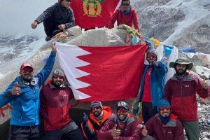 सगरमाथा चढ्न बहराइनका राजकुमारसहितको टोली नेपालमा, ८० दिन यतै रहने
