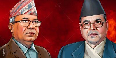 एमालेमै बसेर संघर्ष गर्ने नेपाल समूहको निर्णय