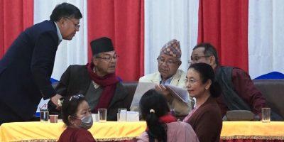 खनाल-नेपाल समूहले शनिबार संगठन विस्तार तथा सुदृढीकरण अभियान घोषणा गर्ने