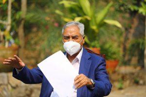 नयाँ सरकार बनाउन बहुमत पुगेको छैन: काँग्रेस सभापति देउवा