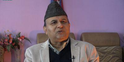 लुम्बिनी प्रदेशका मुख्यमन्त्री पोखरेलले दिए राजीनामा