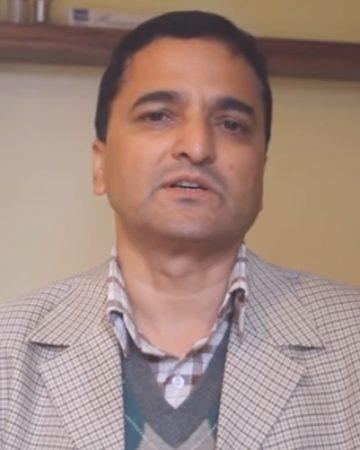 योगेश भट्टराईले खनाल-नेपाल समूह छोडे