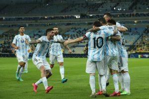 ब्राजिललाई हराउँदै अर्जेन्टिना कोपा अमेरिका फुटबलको च्याम्पियन