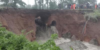 कावासोतीमा अवरुद्ध पूर्वपश्चिम राजमार्ग अझै खुलेन