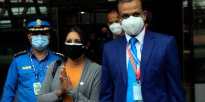 एमसीसीका उपाध्यक्ष र सहायक उपाध्यक्ष काठमाडौंमा, आजै प्रधानमन्त्रीलाई भेट्दै