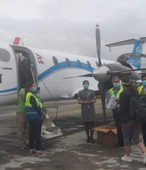 नेपाली आकाशमा शुक्रबार देखि गुण एयरलाइन्स !