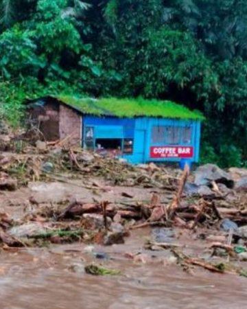 भारतको केरलामा वर्षाका कारण आएको बाढीले  ६ जनाको मृत्यु